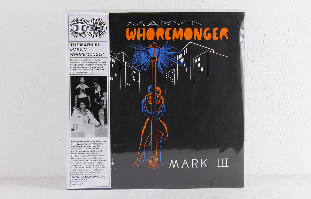 Mark III ‎– Marvin Whoremonger – Vinyl LP