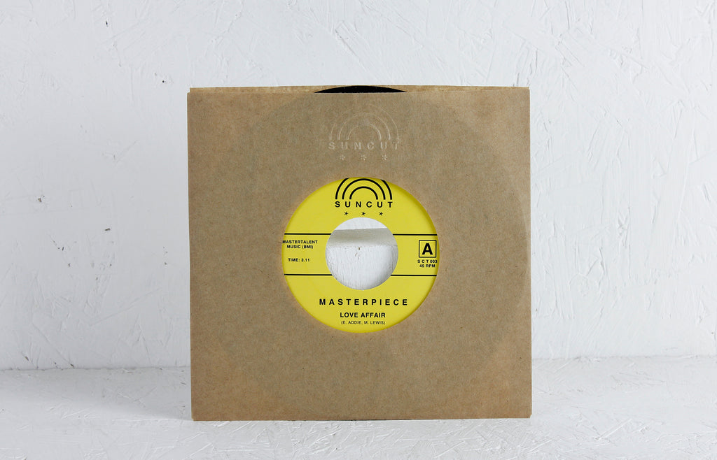 "We're Gonna Make It / Love Affair – 7"" Vinyl"