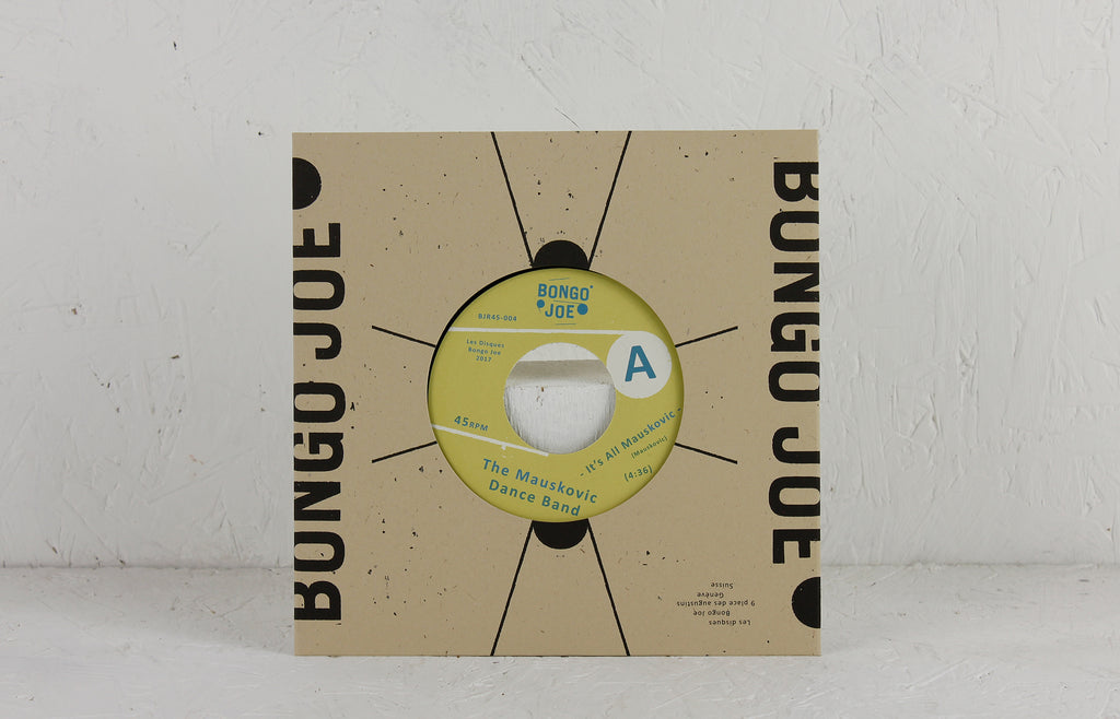 It's All Mauskovic / Analog Fruit – Vinyl 7""