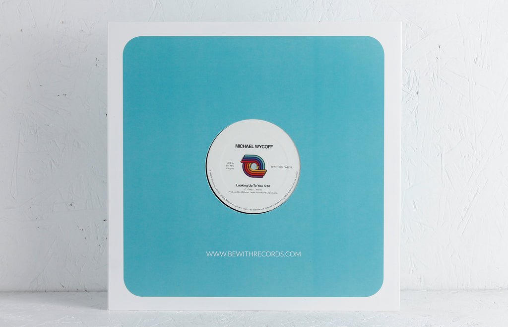 "Looking Up To You / Diamond Real (Tee Scott Instrumental Mix) – 12"" Vinyl"