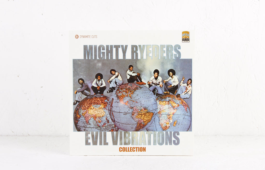 "Evil Vibrations Collection – 2 x 7"" Vinyl"