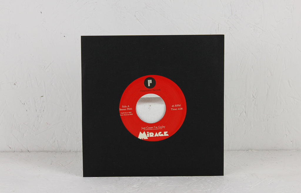 "Just Cause I'm Guilty / Can't Stop a Man in Love – 7"" Vinyl"