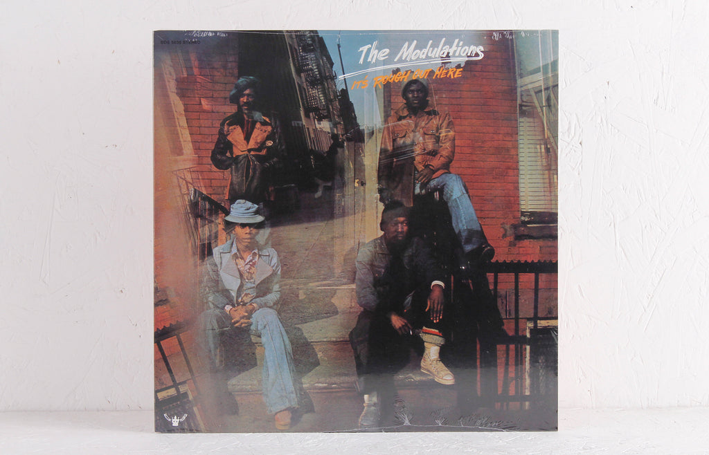 The Modulations - It's Rough Out Here - Vinyl LP