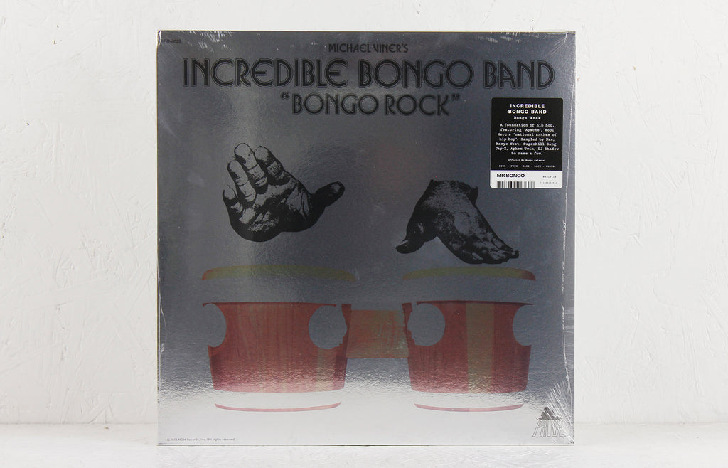 Bongo Rock: Deluxe 40th Anniversary Edition – Vinyl LP