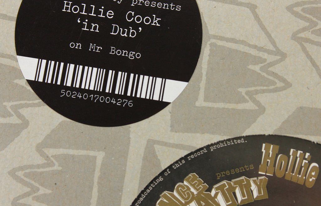 Prince Fatty - Milk & Honey ft. Hollie Cook - 7""