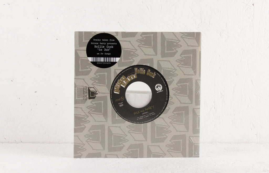"Prince Fatty – Milk & Honey ft. Hollie Cook – 7"" Vinyl"