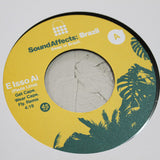 "Paula Lima / Jorge Ben - Get Cape Wear Cape Fly / Fink Remix 7"" - Mr Bongo  - 3"
