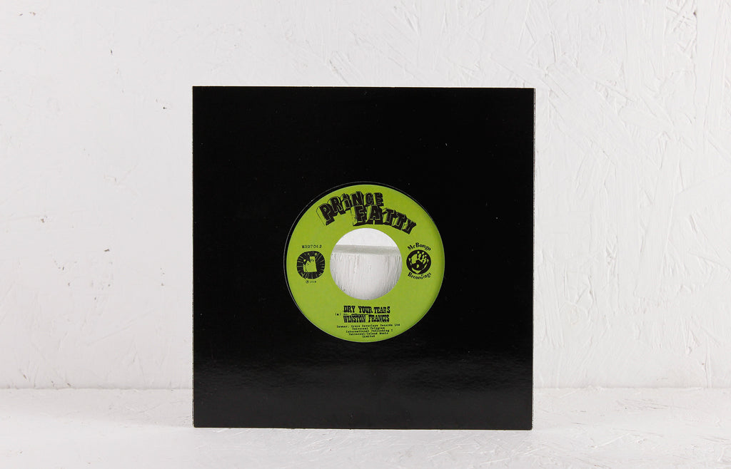 "Prince Fatty – Dry Your Tears ft. Winston Francis / Christopher Columbus ft. Little Roy – 7"" Vinyl"
