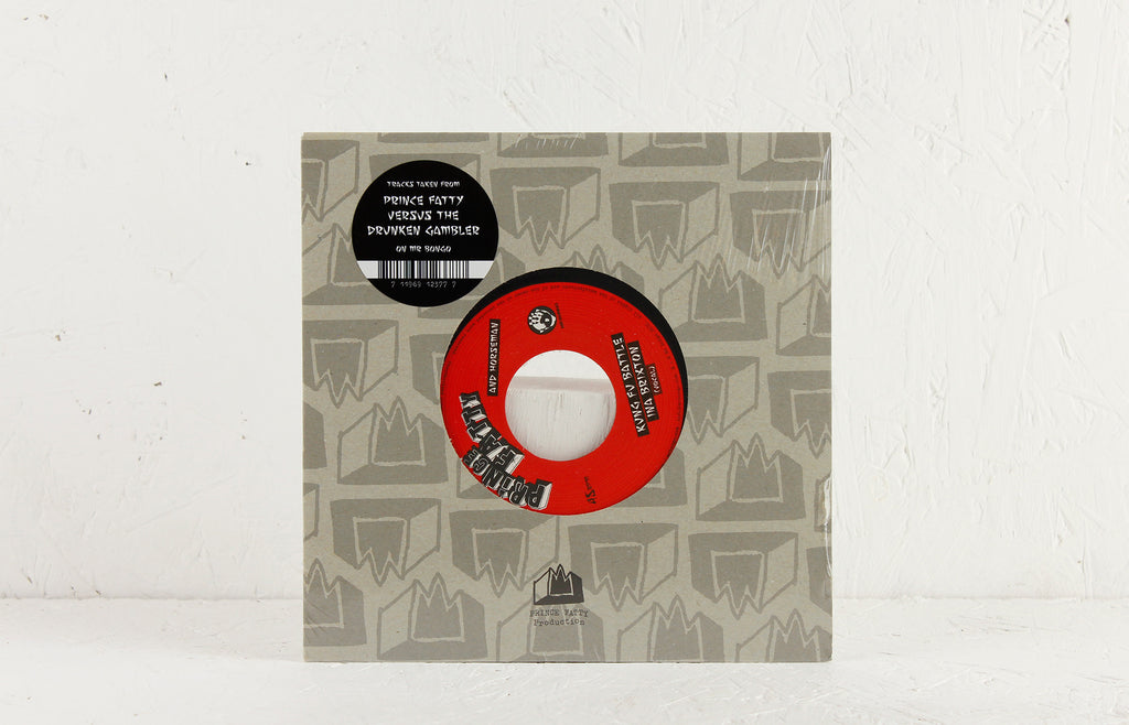 Prince Fatty - Kung Fu Battle Ina Brixton ft. Horseman - 7""