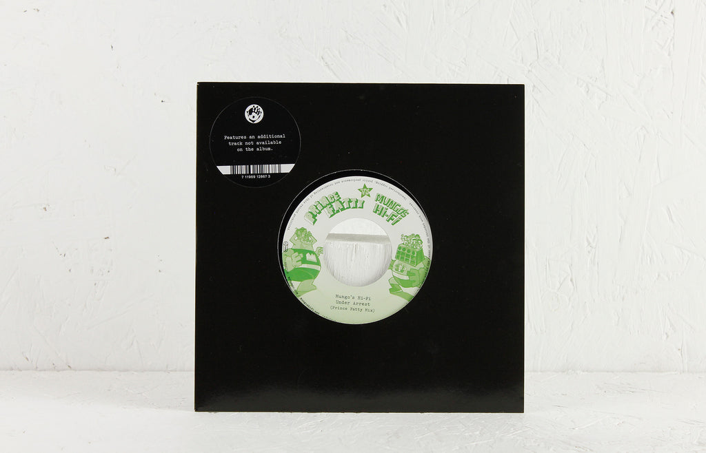 "Mungo's Hi Fi – Under Arrest (Prince Fatty Mix) / (Original) – 7"" Vinyl"