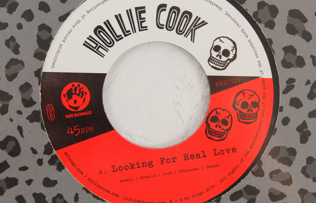 Hollie Cook - Looking For Real Love / 99 - 7""