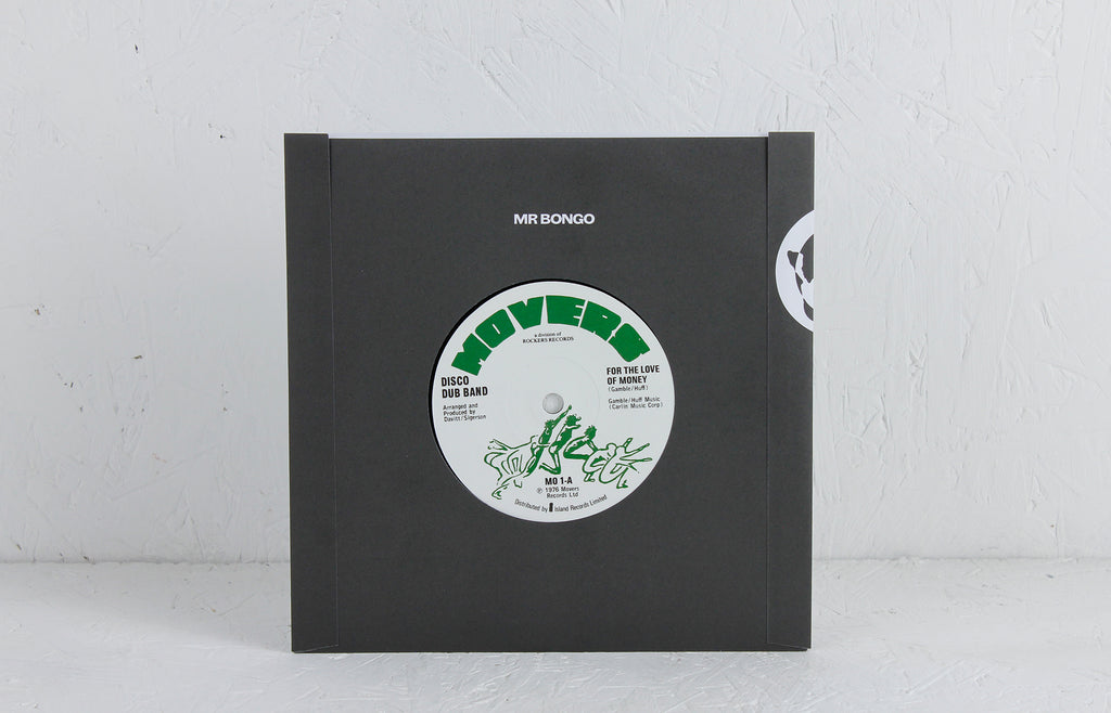"For The Love Of Money / Disco Dub – 7"" Vinyl"