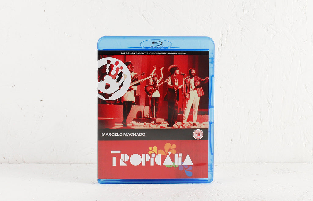 Marcelo Machado – Tropicalia (2012) – DVD/Blu-ray