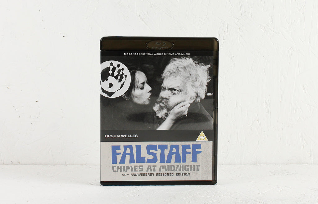 Falstaff: Chimes At Midnight: 50th Anniversary Restored Edition – Blu-ray/DVD