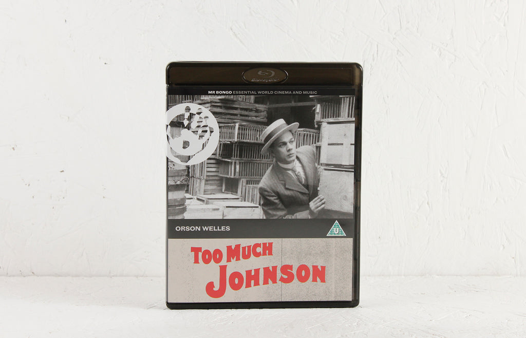 Too Much Johnson – Blu-ray/DVD