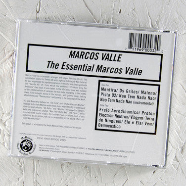 Marcos Valle - The Essential Marcos Valle Volume 1
