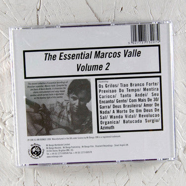 Marcos Valle - The Essential Marcos Valle Volume 2