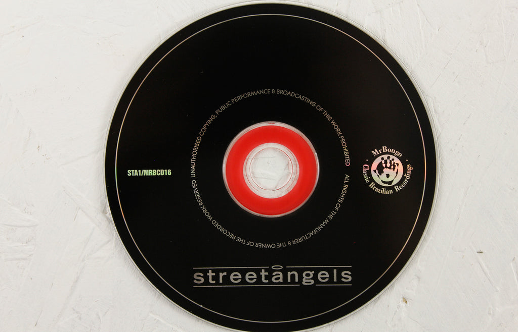 Street Angels - CD