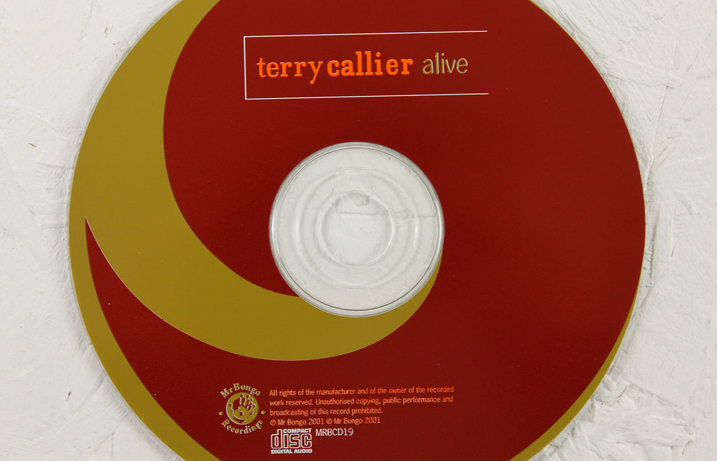 Terry Callier - Alive - CD