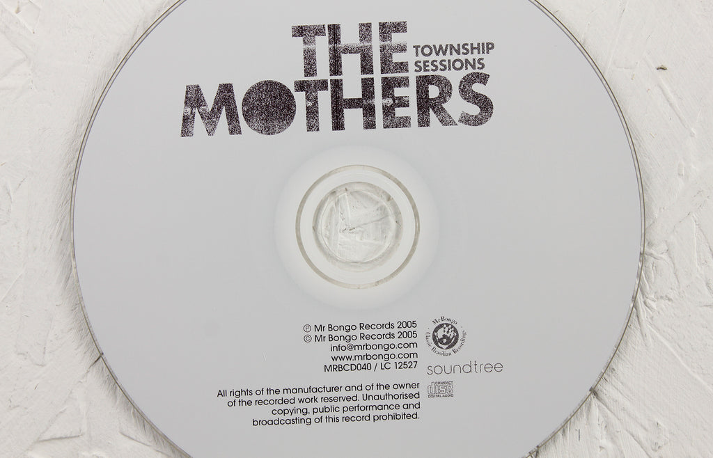 The Mothers – Township Sessions – CD