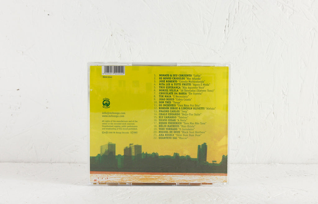 Brazilian Beats Brooklyn – CD