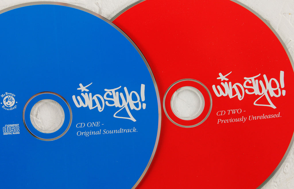 Wild Style OST 25th Anniversary Edition - 2-CD