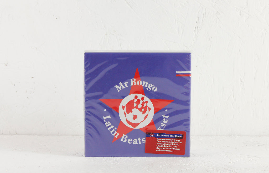 Latin Beats 8-CD Boxset