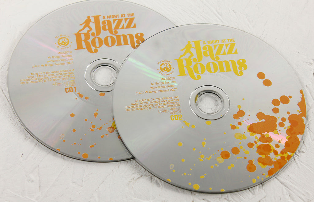 A Night At The Jazz Rooms compiled by Russ Dewbury