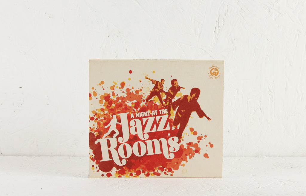 A Night At The Jazz Rooms compiled by Russ Dewbury – CD