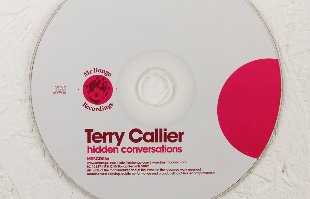 Terry Callier - Hidden Conversations - CD