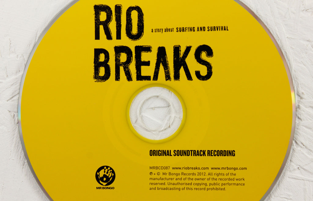 Rio Breaks OST - CD