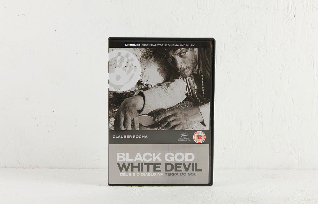 Black God White Devil (Deus e o Diabo na Terra do Sol) (1964) – DVD