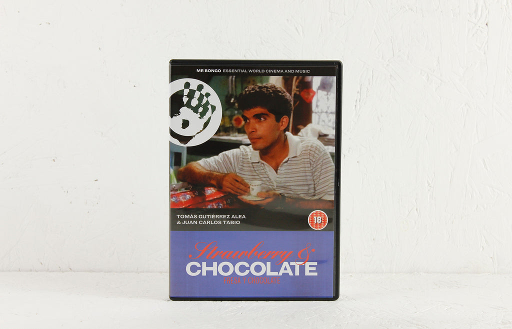 Strawberry & Chocolate (1994) – DVD