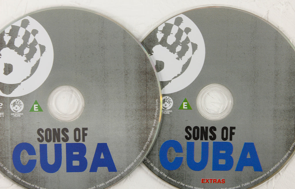 Andrew Lang - Sons Of Cuba (2009) - 2-DVD