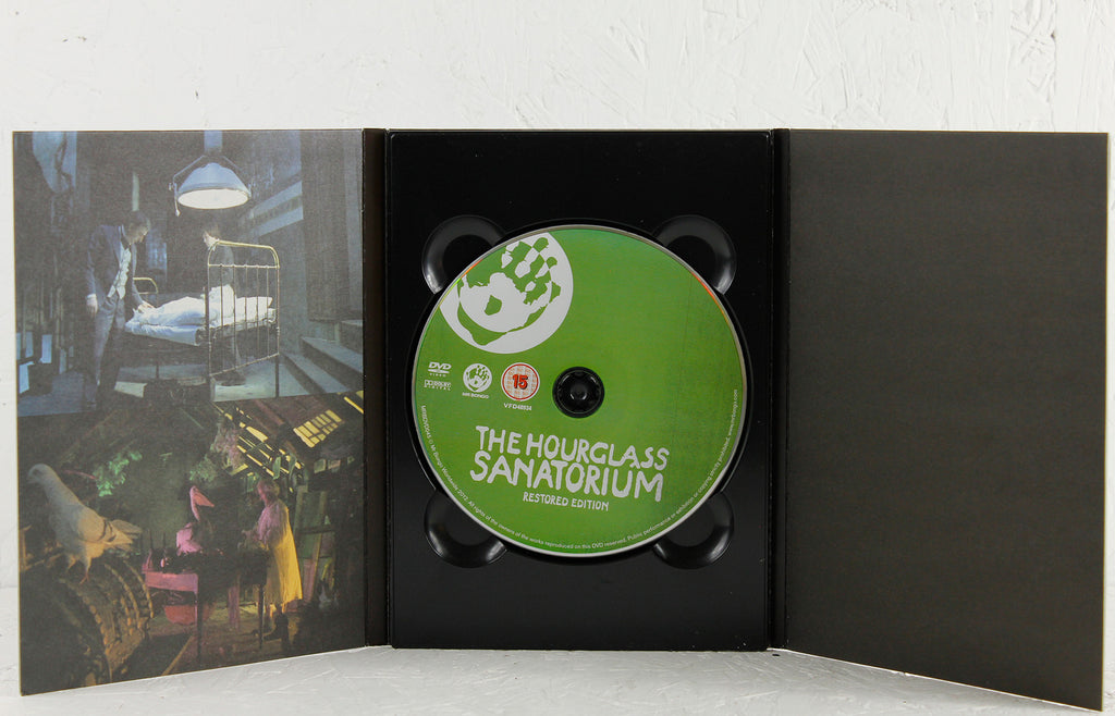 Wojciech Has - The Hourglass Sanatorium: Restored Edition (1973)