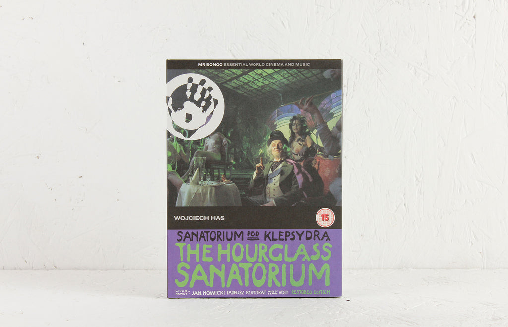 The Hourglass Sanatorium: Restored Edition (1973) – DVD/Blu-ray
