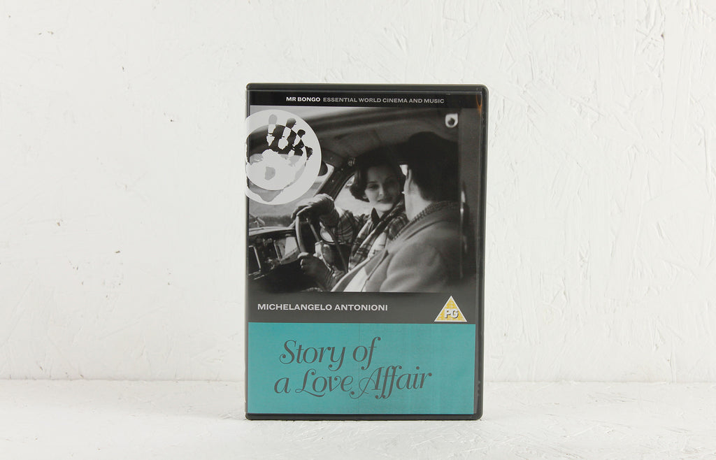 Story Of A Love Affair (Cronaca di un amore) (1950) – DVD