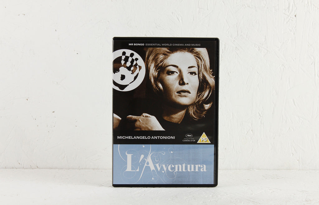 Michelangelo Antonioni Director Collection