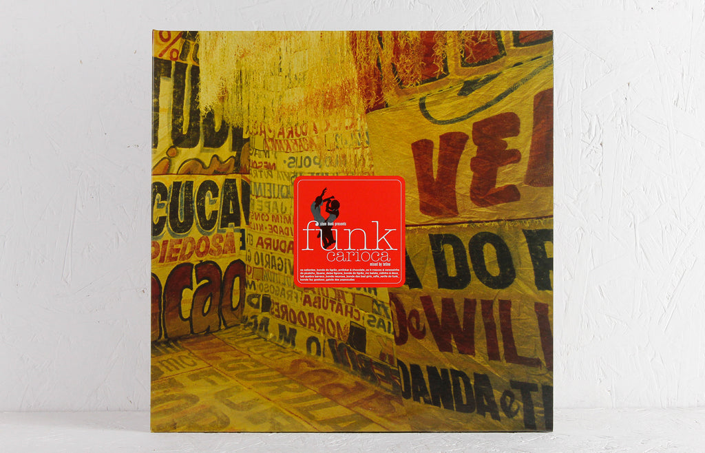 Slum Dunk presents Funk Carioca compiled by Tetine - Vinyl LP/CD