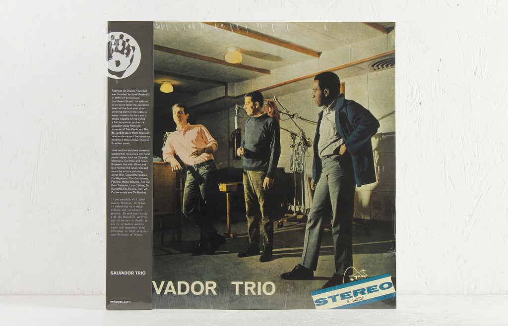 Salvador Trio – Tristeza – Vinyl LP/CD