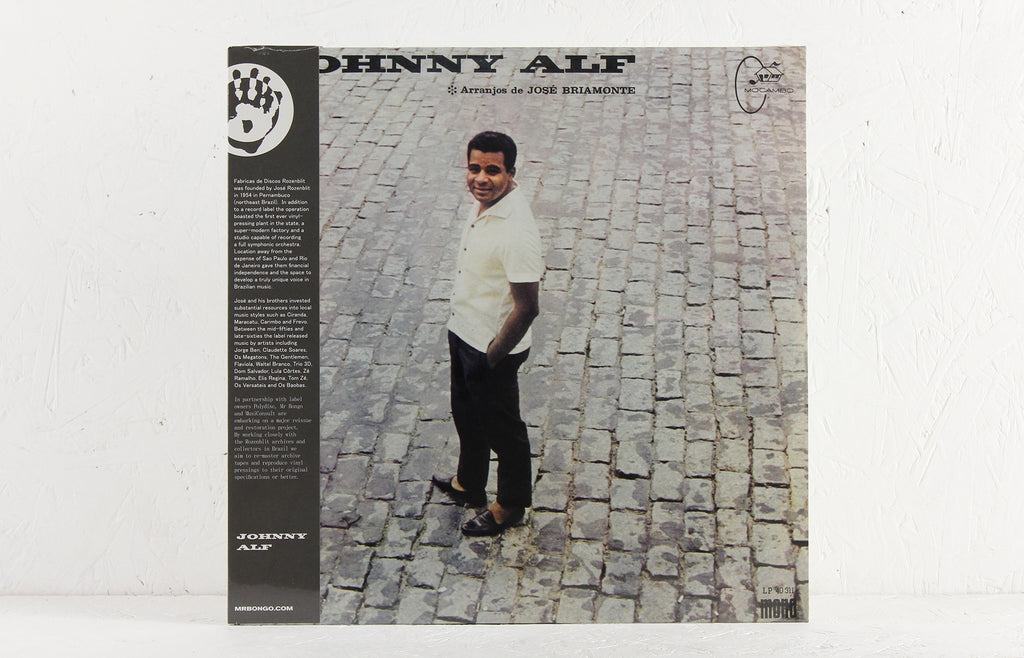 Johnny Alf – Johnny Alf – Vinyl LP/CD