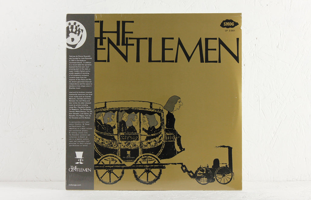 The Gentlemen – Vinyl LP/CD