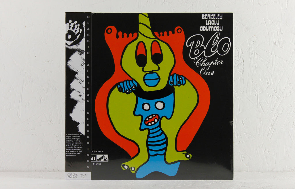Blo – Chapter One – Vinyl LP/CD