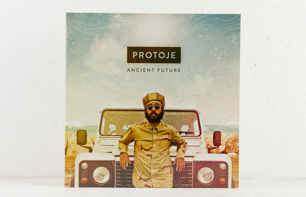 Protoje - Ancient Future - Vinyl LP/CD