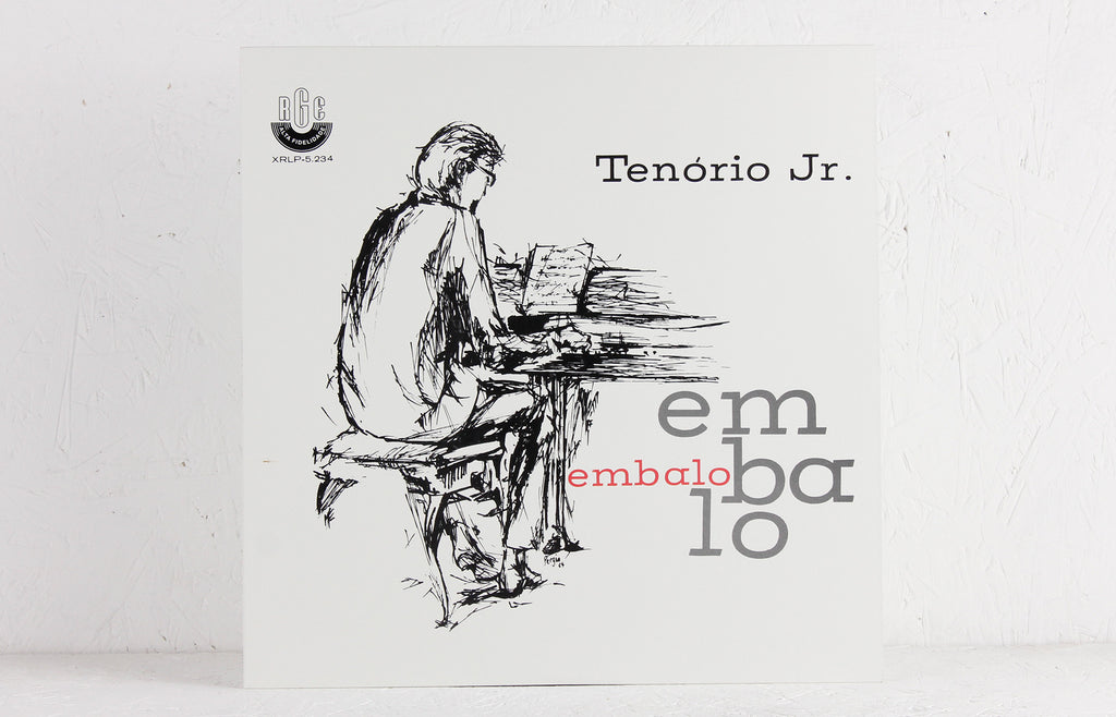 Tenorio Jr. – Embalo – Vinyl LP/CD