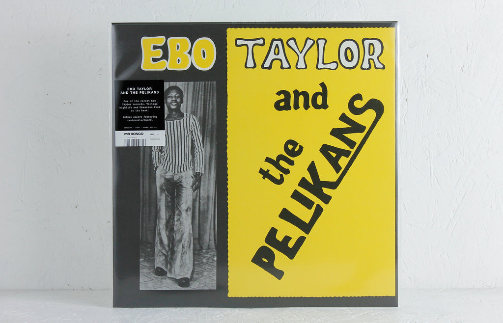 Ebo Taylor And The Pelikans – Vinyl LP