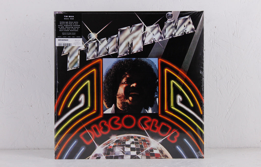 Disco Club – Vinyl LP/CD