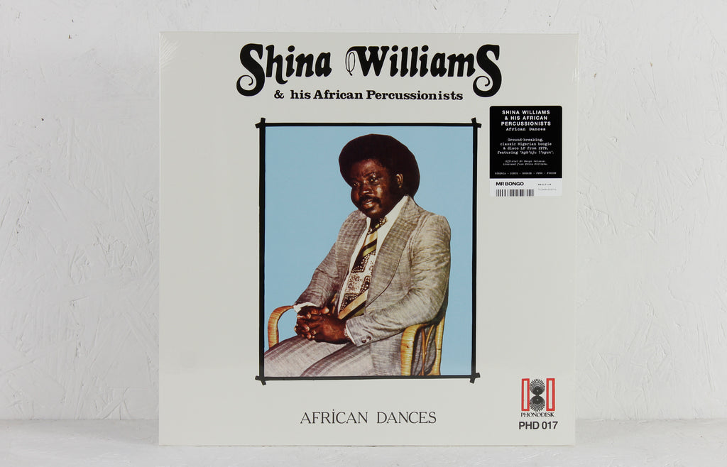 African Dances – Vinyl LP/CD