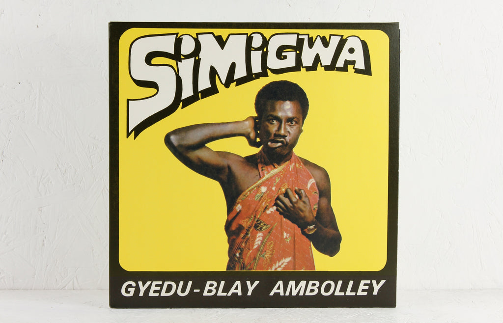 Simigwa – Vinyl LP/CD