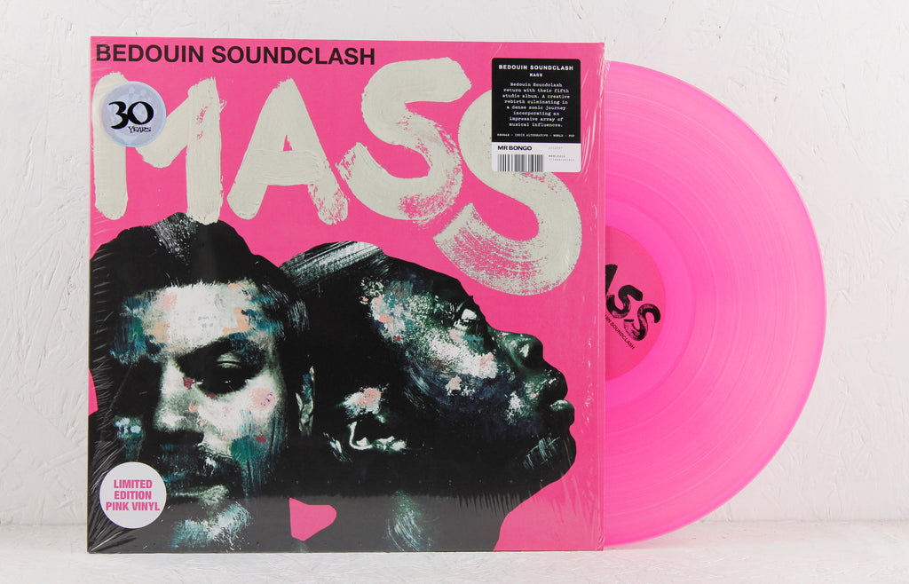 MASS – Vinyl LP/CD